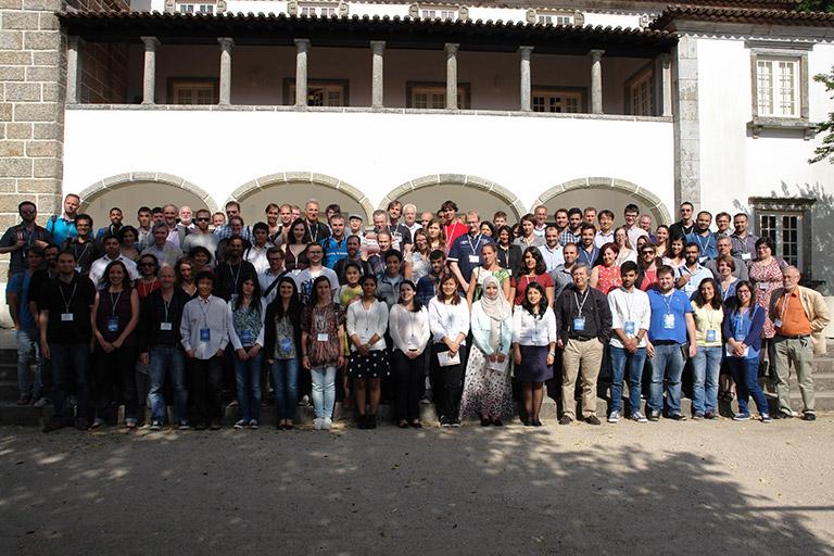 Group photo in Braga.